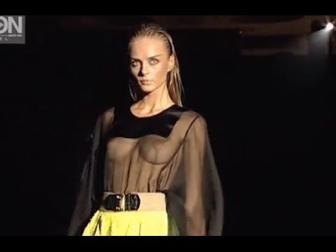 JO NO FUI Full Show Spring Summer 2008 Milan by Fashion Channel