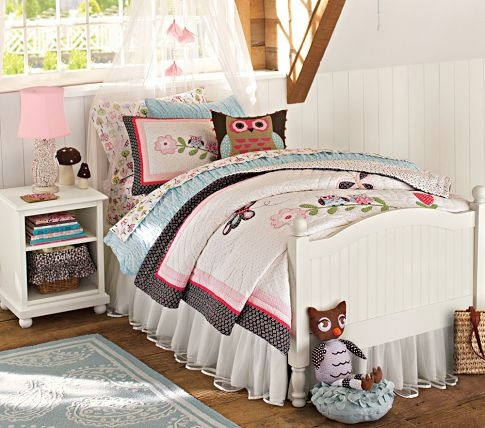 Woodlands Quilted Bedding | Pottery Barn Kids
