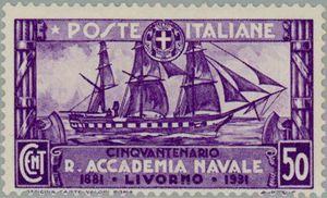 Training ship Amerigo Vespucci