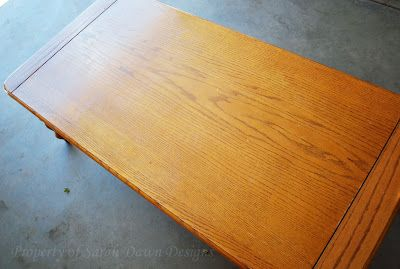 Tutorial on how to paint laminate furniture