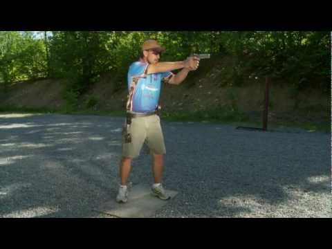 Stance for Action Pistol Shooting - Competitive Shooting Tips with Doug Koenig - YouTube Find our speedloader now! http://www.amazon.com/shops/raeind