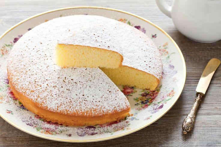 Torta margherita con il Bimby ricetta