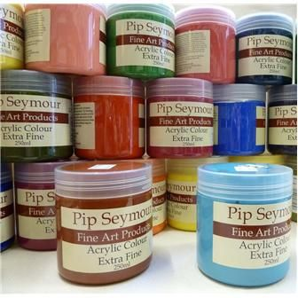 Pip Seymour How To Make Oil Paint