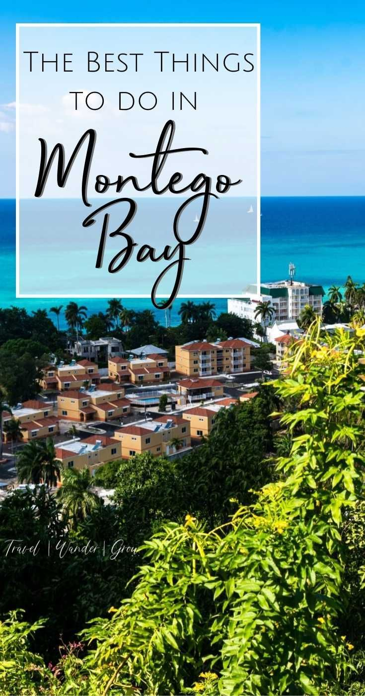 The Best Montego Bay Excursions Relaxing Travel Long Weekend