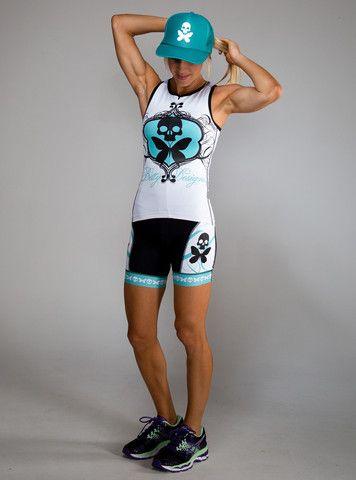 Signature Tri Short - Betty Designs - Betty Designs