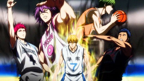 Kuroko no Basket Season 3 Episode 3 | Kuroko no Basket Manga Extra ...