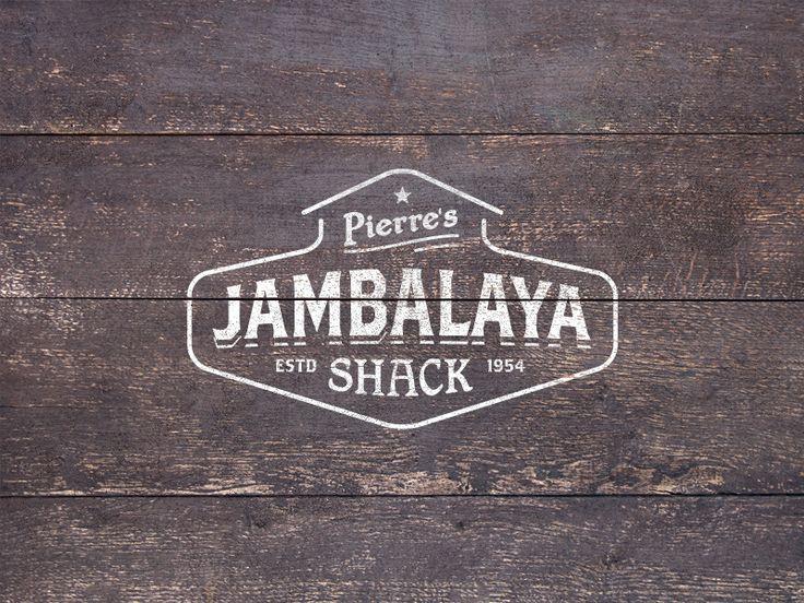 Pierre's Jambalaya Shack Fantasy Logo