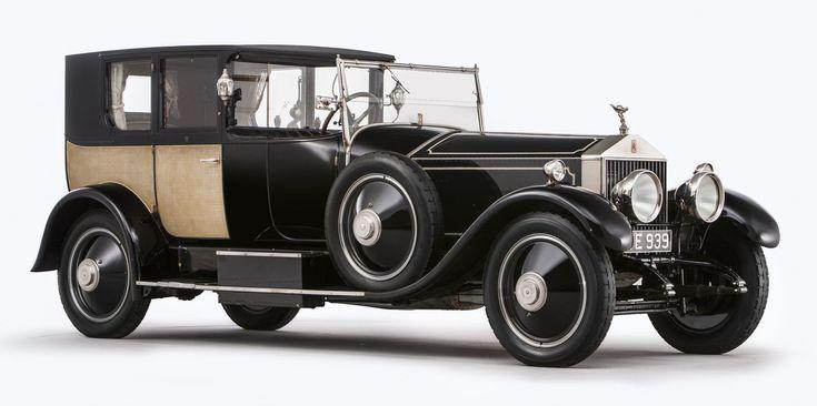 Rolls-Royce Phantom I – 1926