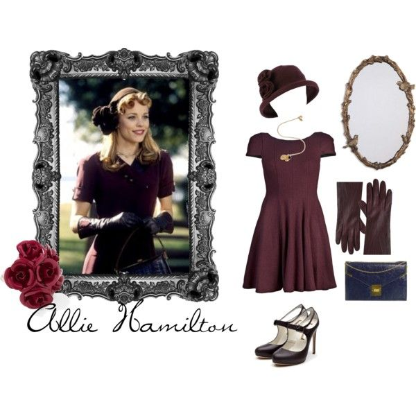 """Allie Hamilton (The Notebook)"" By Frillsandthrills On"