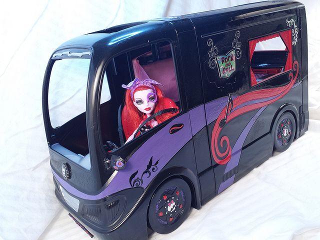 Best Monster High Phantom Opera House For Operetta Images On