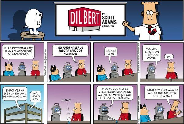 Dilbert en Español