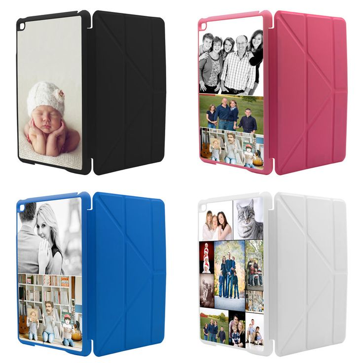 Personalised Gift Smart Flip Case Cover for Apple iPad Mini 4th Generation