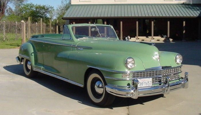 Chrysler New Yorker   Hemmings Blog: Classic and collectible cars and parts