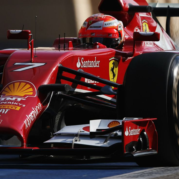 Bahrain GP Ferrari on fire and McLarens emergency