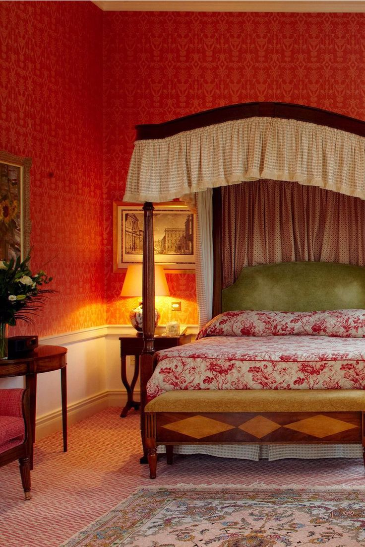 The Spacious Rooms Are Comfortably Appointed In Country Manor Style K Club Kildare