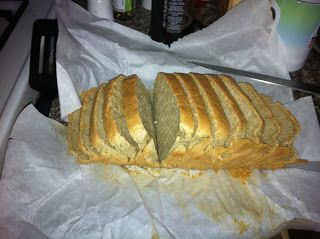 Mary Vs. Food: Best paleo bread ever