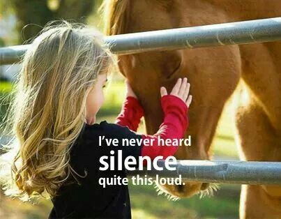 It is loud?!  Isn't it!    #EECustomHorseShoes #decoratedhorseshoes #ilovemyhorse #horses