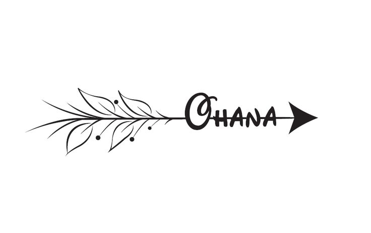 ohana tattoo - Google Search                              …