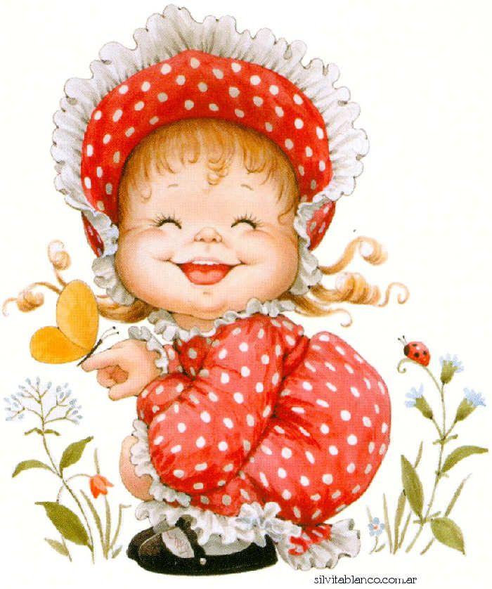 Спокойной, открытка веселые дети