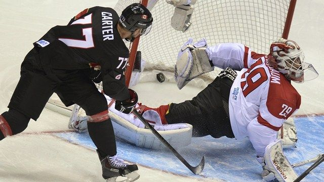 L'équipe de hockey masculine blanchit l'Autriche 6-0