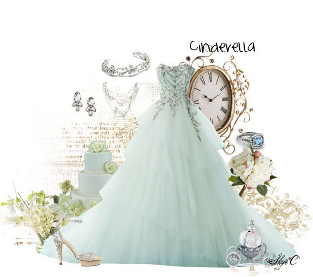 Disney Cinderella Wedding