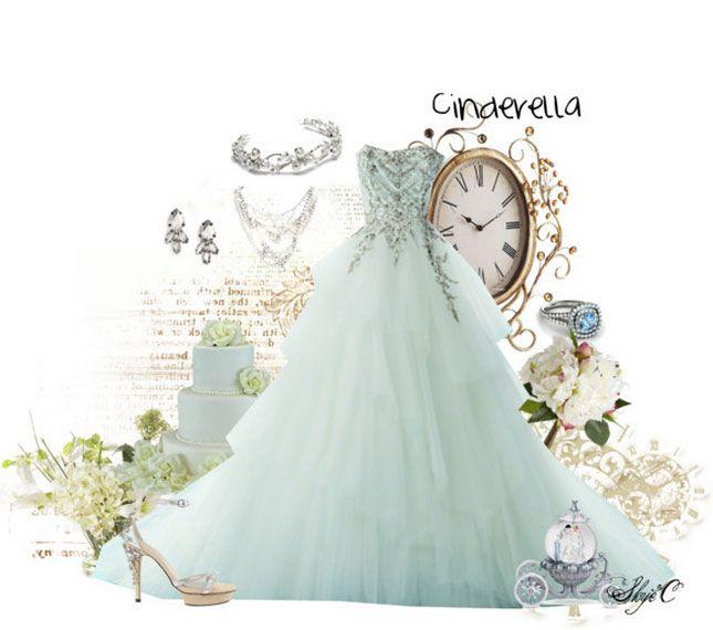 Disney Cinderella Wedding