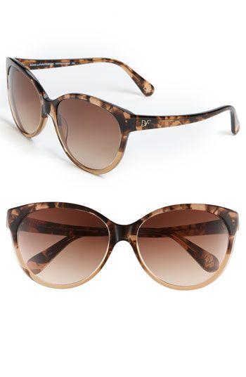 dvf cat eye sunglasses: Cats, Eye Sunglasses I, Cat Eyes, Style, Furstenberg Cat, Diane Von Furstenberg, Cat Eye Sunglasses, Cat Ey Sunglasses, Eye Sunglasses Lov