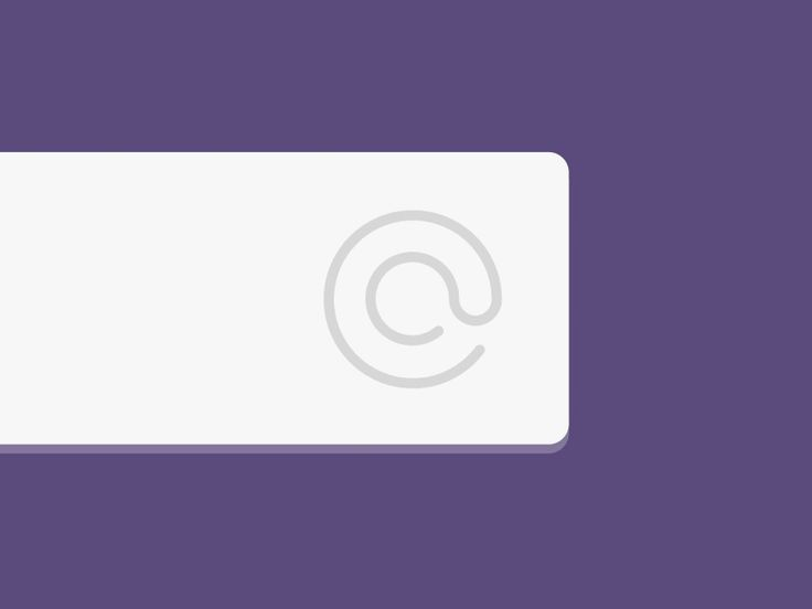 Hi,  This is an UI animation for checking email address.  - Subscribe to newsletter  - Reset password  - Contact form    Hope you like it! :-)   Alexis