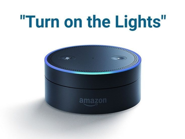 Alexa Turn On The Lights A How To Guide For Context Aware Lighting Smart Lights Alexa Enabled Devices Lighting