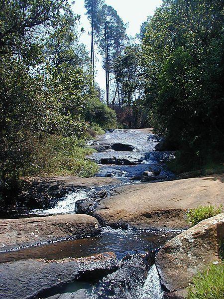 Williams Falls, Zomba Plateau