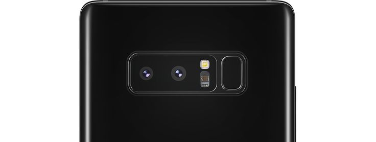 Galaxy Note8 rear camera