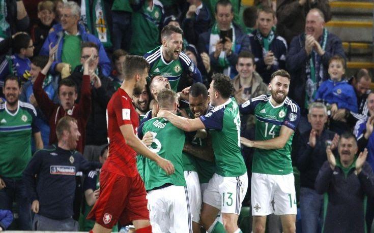 Η Βόρειος Ιρλανδία στο club των μεγάλων