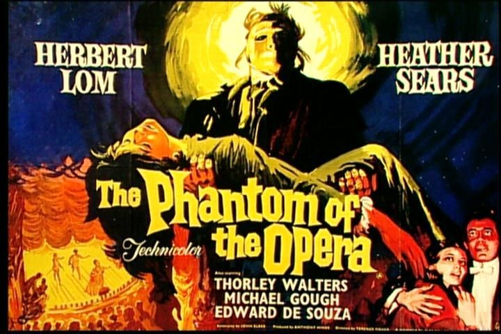 Image result for phantom of the opera movie poster