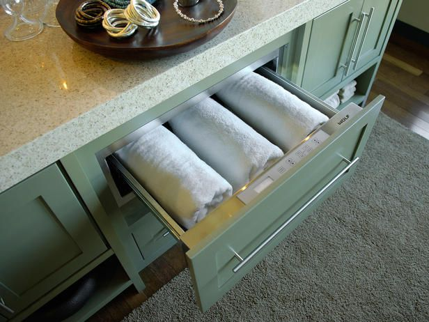 Beau Towel Warming Drawer Bathroom. Dream Home 2010 Master Bathroom