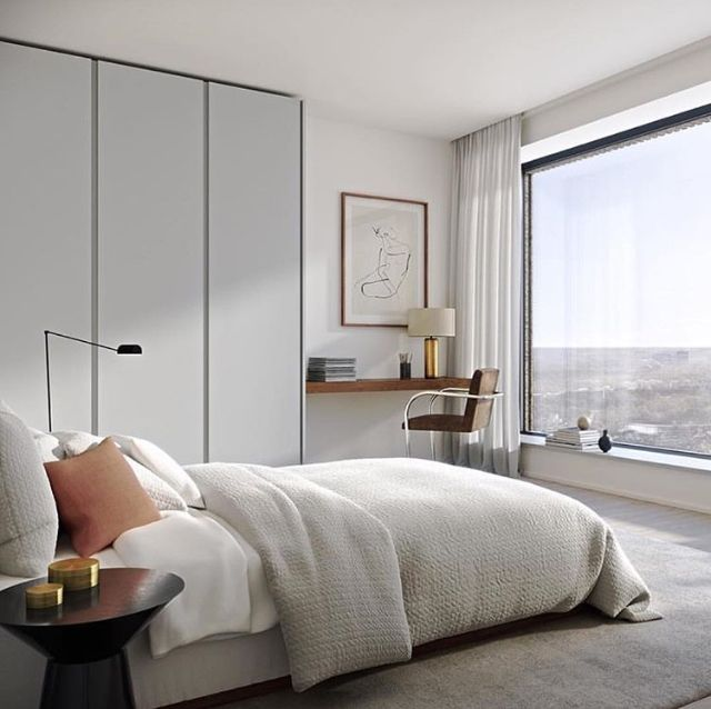 17 Best Ideas About New York Bedroom On Pinterest