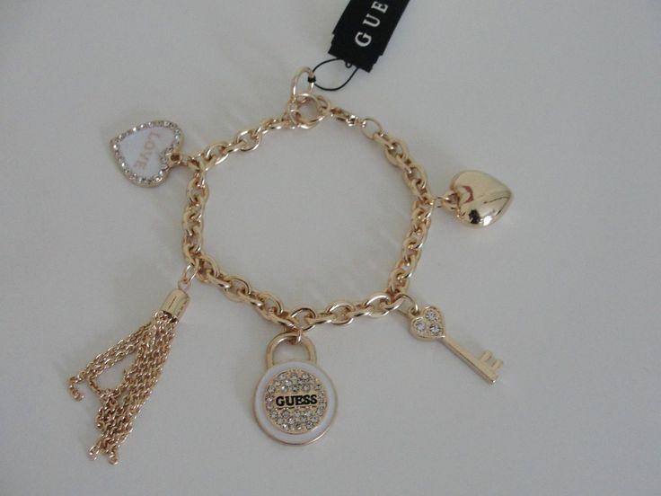 GUESS Schmuck Armband GOLD BETTELARMBAND