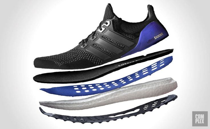 How adidas Boost Technology is Making the Brand Relevant Again | Complex