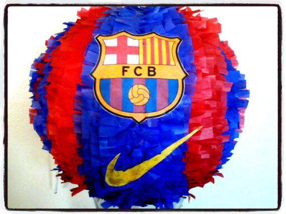 Messi Shirt or Ball Pinata by BrendasPINATAS- San Diego