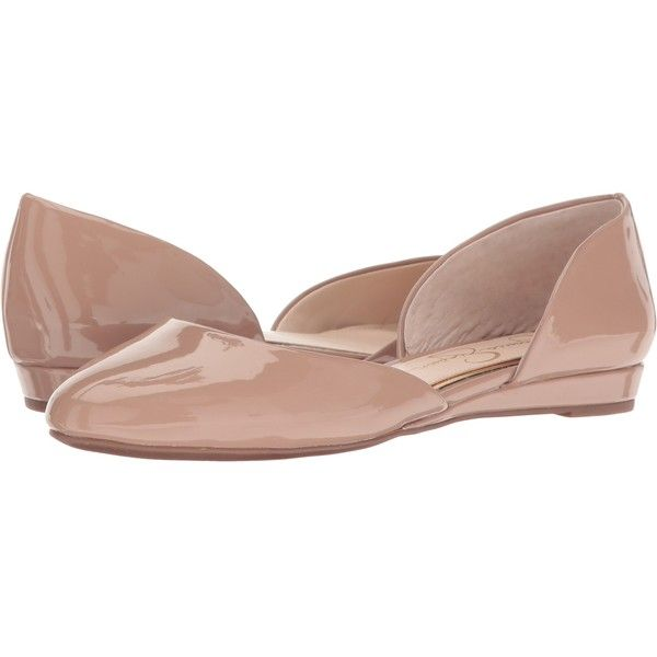 Jessica Simpson Luvinia (Nude) Women's Shoes ($28) ❤ liked on Polyvore featuring shoes, pumps, beige, nude pumps, nude wedge shoes, beige pointed toe pumps, beige wedge shoes and beige pumps