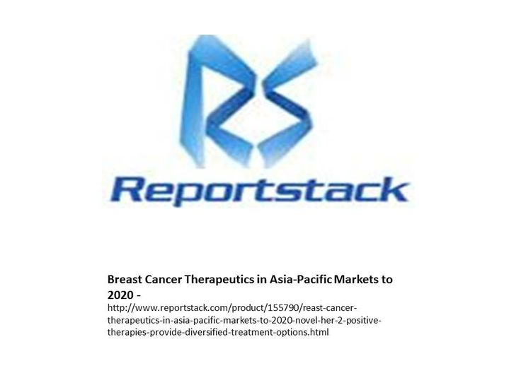 The breast cancer therapeutics market in the four Asia-Pacific (APAC) countries of India, Australia, China and Japan was worth $1.5 billion in 2013 and is expected to grow at a Compound Annual Growth Rate (CAGR) of 7.6% to $2.5 billion by 2020.