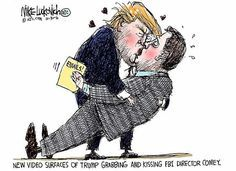 """Click on the pic to access this """"About Trump"""" Political Cartoon -- and hundreds of others, too -- at my website: http://about-trump.weebly.com/#memes . I update the site regularly and am trying my best to keep it current. Please """"Follow"""" me here on Pinterest. Have a wonderful day. :)"""
