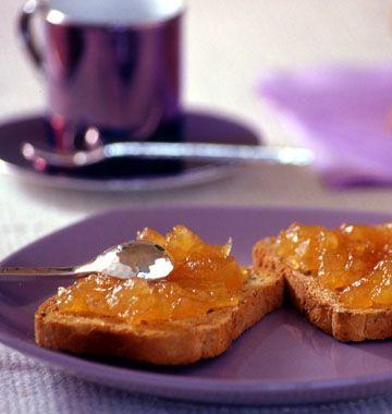 Confiture de pommes, la recette d'Ôdélices : retrouvez les ingrédients, la préparation, des recettes similaires et des photos qui donnent envie !