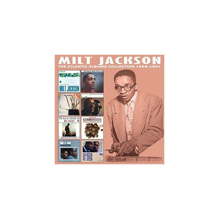 Mitt Jackson - Atlantic Albums Collection: 1956-1961 (CD)
