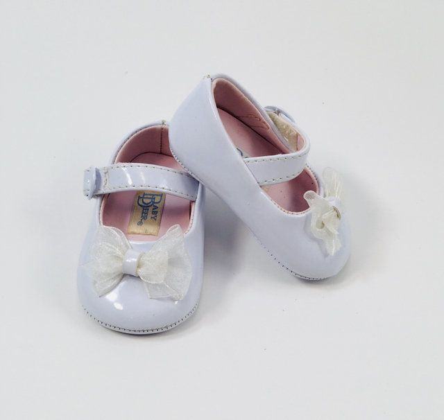 Baby Deer Patent Leather Mary Janes