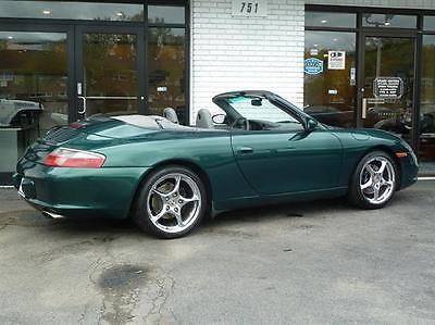 2002 Porsche 911 For Sale