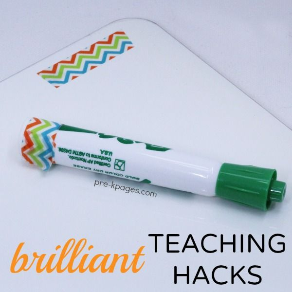 40+ Simply Genius Teaching Hacks You Will WISH You Knew Sooner! Hack #31 will solve one of the most common problems in your Preschool or Kindergarten classroom.