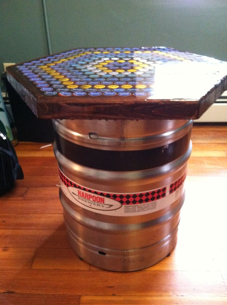 Top 25 Best Keg Table Ideas On Pinterest