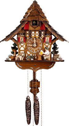 1000 images about kuckucksuhren cuckoo clocks on. Black Bedroom Furniture Sets. Home Design Ideas