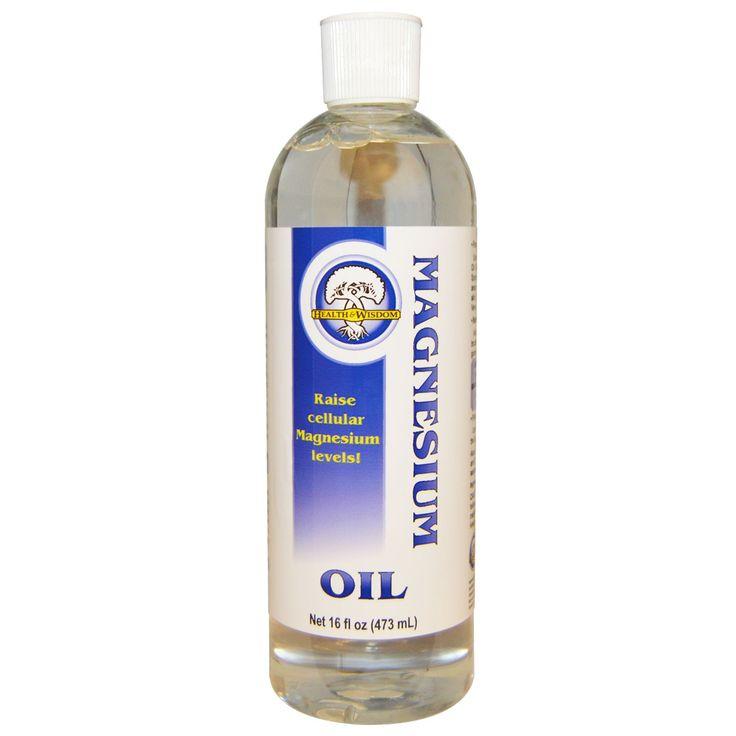 Health of Wisdom Magnesium oil