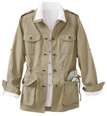 Womens Plus Size Safari Jacket Clothes Fashion Pinterest Safari Jacket And Safari